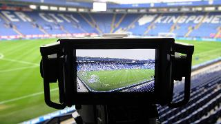 Broadcasters at King Power Stadium