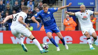 Leicester City 3 Watford 0