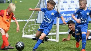 LCFC Community Trust Soccer Schools