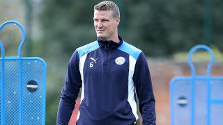 Robert Huth in training