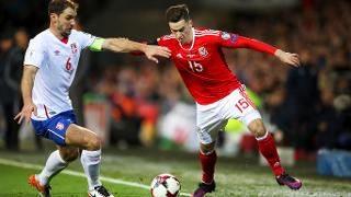 Tom Lawrence, Wales