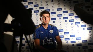 Harry Maguire speaks to LCFC TV