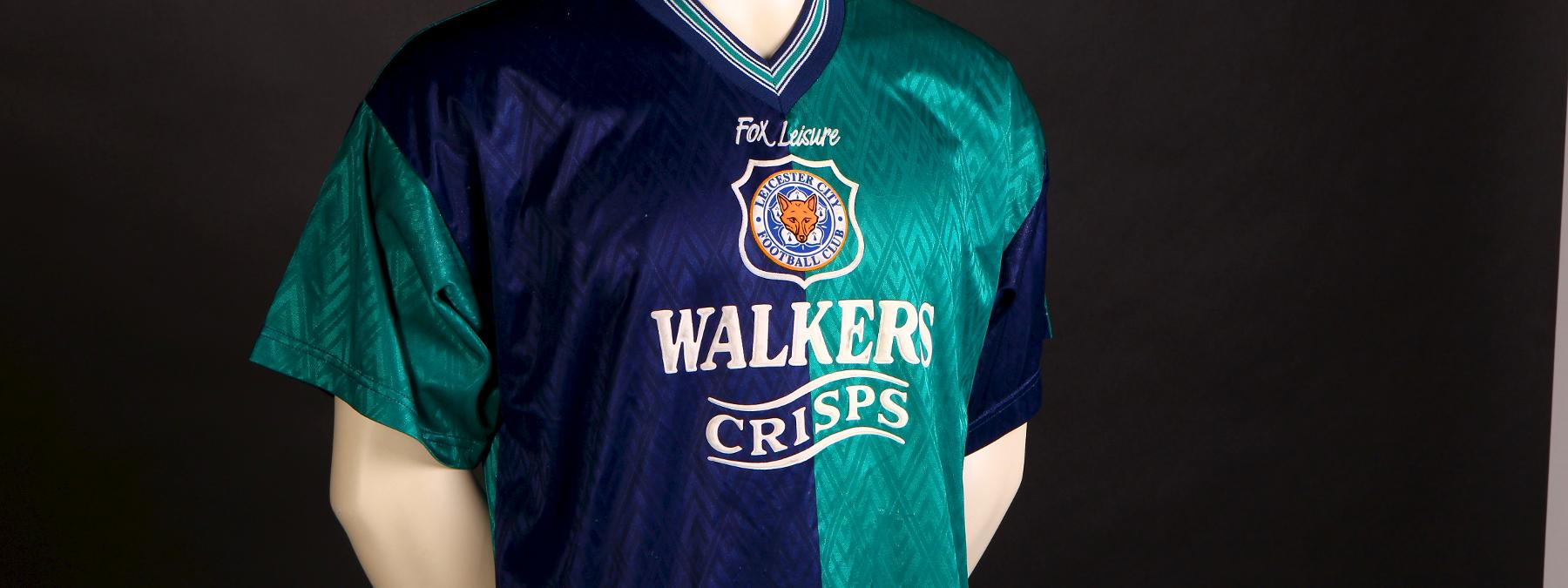3c6472855 Leicester City Kits Through The Years  Part One