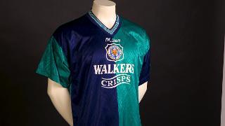 1995-1996 Away