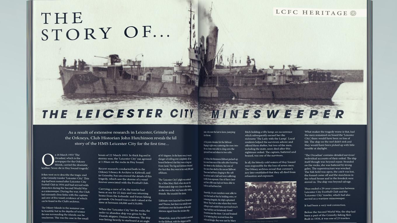 Issue 3 Of LCFC Magazine – Out NOW