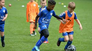 LCFC Community Trust Football Camp