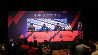 Premier League Asia Trophy Press Conference