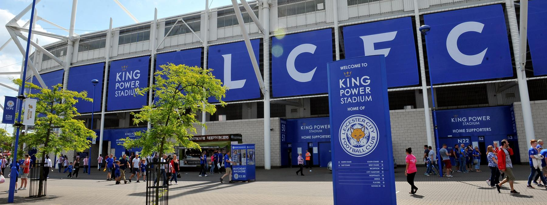 Parking and Travel | King Power Stadium | Leicester City