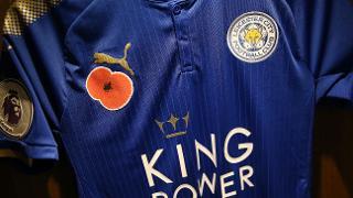 LCFC Poppy shirts