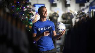 LCFC's Christmas shoot