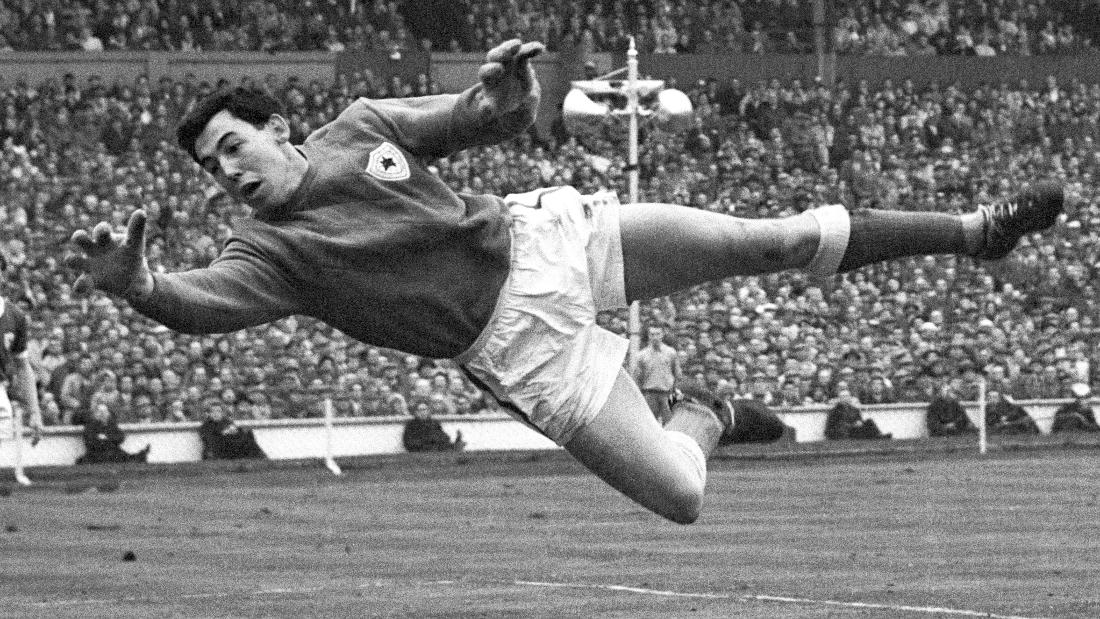 Image result for gordon banks