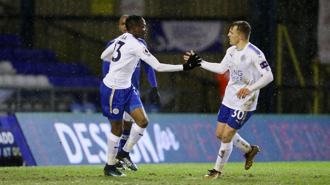 Josh Gordon Highlights >> Oldham Athletic 4 Leicester City 2