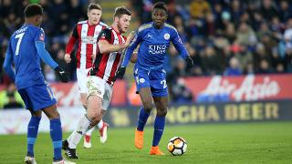 Demarai Gray and Wilfred Ndidi