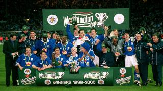 2000 Worthington Cup win