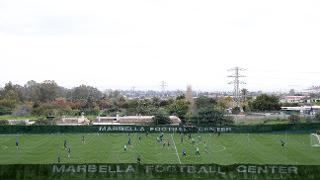 Marbella Training