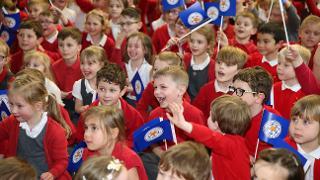 Primary Stars school visit