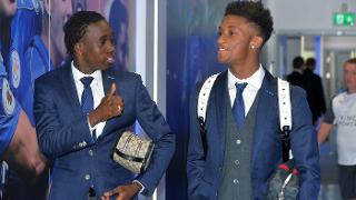 Fousseni Diabaté and Demarai Gray