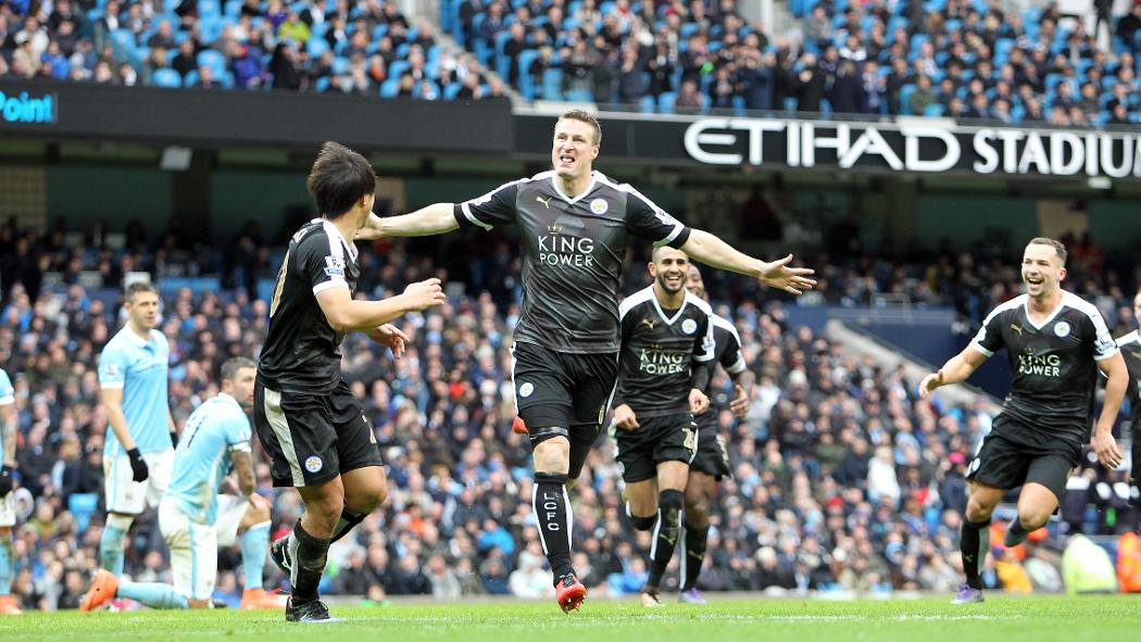 Leicester City Best Moments