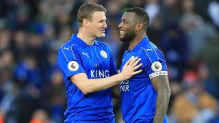 Robert Huth & Wes Morgan