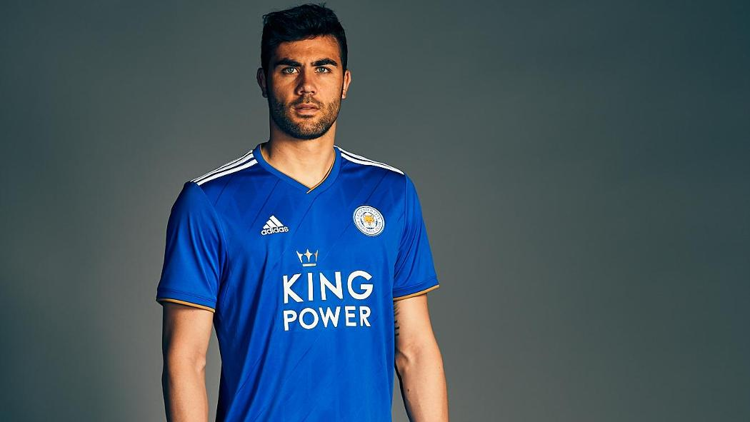 Lcfc S 2018 19 Adidas Home Kit A Closer Look