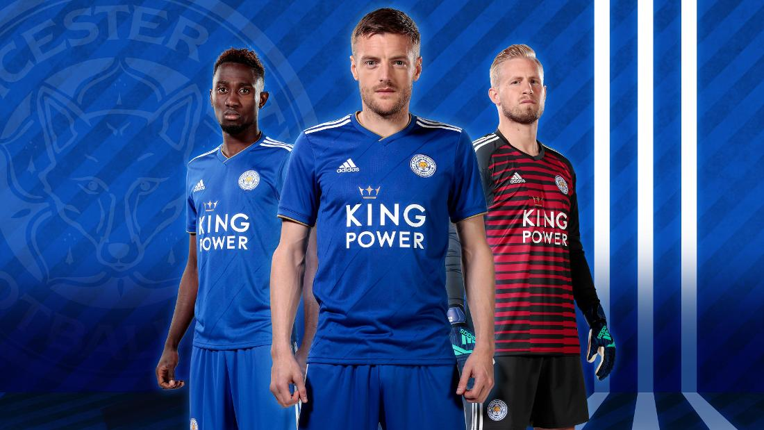 9c6a1508f Introducing Leicester City s 2018 19 adidas Home Kit