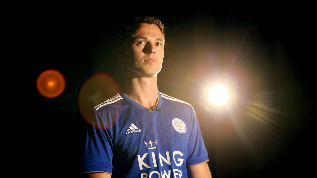 Leicester City sign Jonny Evans from West Bromwich Albion