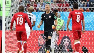 Kasper Schmeichel - Peru 0 Denmark 1