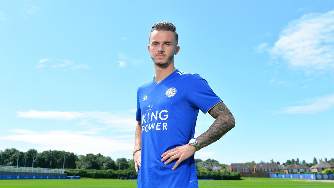 70d9c1f6bd9 LCFC s 2018 19 adidas Home Kit  Pre-Order Now!