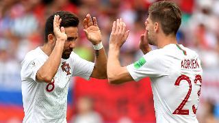 Adrien Silva - Portugal 1 Morocco 0