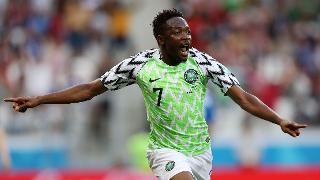 Ahmed Musa - Nigeria 2 Iceland 0