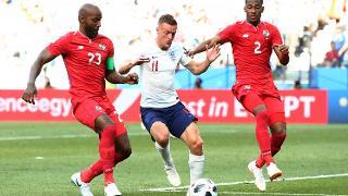 Jamie Vardy - England 6 Panama 1