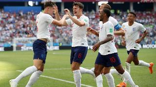 Harry Maguire - England 6 Panama 1