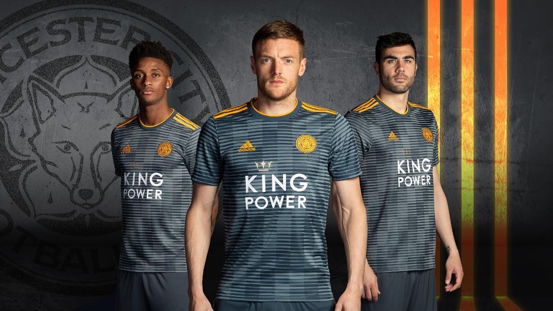 5cd2a898b Introducing Leicester City's 2018/19 adidas Away Kit