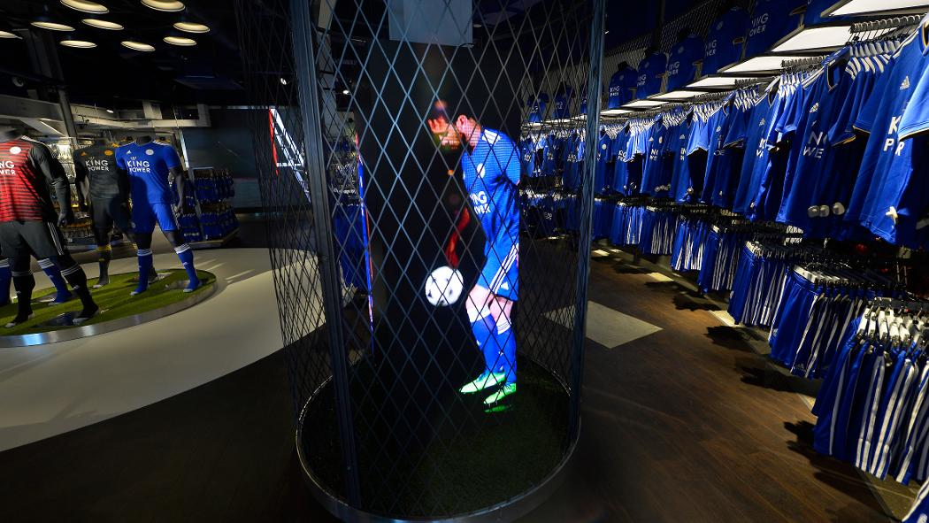 A Closer Look Inside The Foxes Fanstore