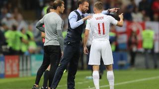 Jamie Vardy - England 1-2 Croatia