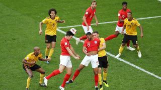Harry Maguire - Belgium 2-0 England