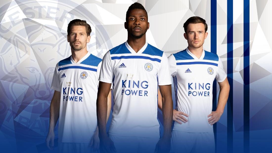 a70e1fbc5 Leicester City's 2018/19 adidas White Away Kit Revealed!