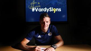 Jamie Vardy