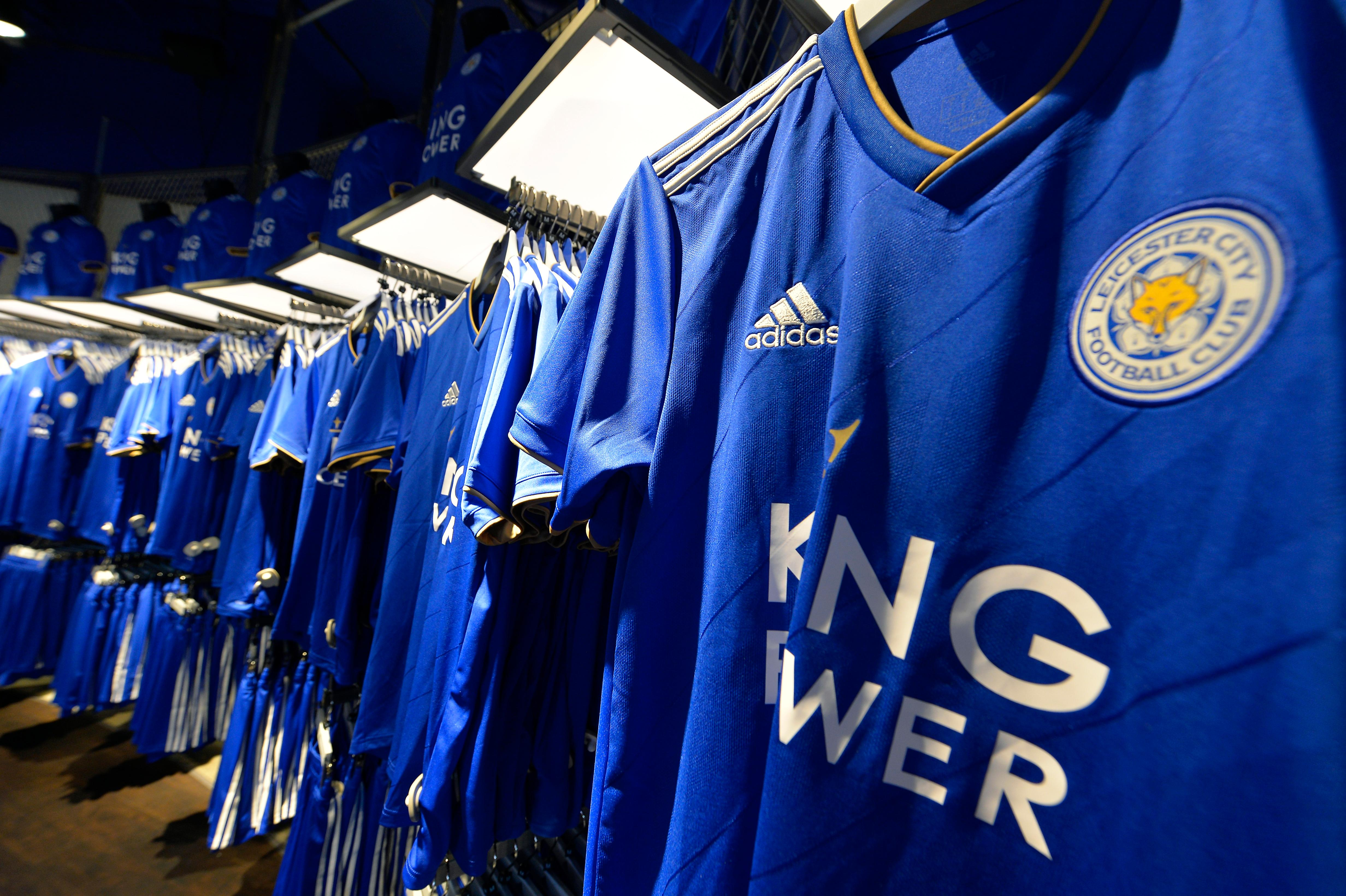 008f25a60b0 Leicester City Squad Numbers For 2018/19 Confirmed