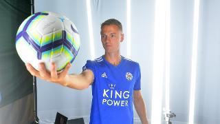Jonny Evans Ball
