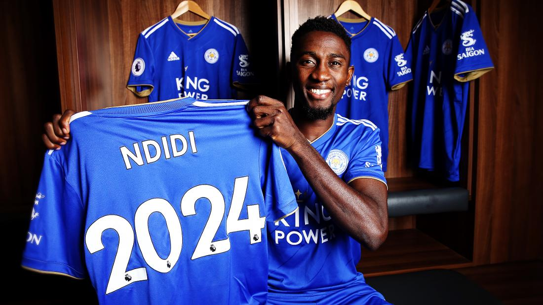 Wilfred Ndidi Signs New Six-Year Contract With LCFC on hull city, dover city, coventry city, carlisle city, swansea city, cardiff city, bristol city, spencer city, gibraltar city, caernarfon city, glasgow city, tyre city, paris city, leyton orient, norwich city, gouda city, leeds city, perth city, charlton city, birmingham city, amsterdam city, mk dons, bristol rovers, melbourne city, england city, rio de janero city,