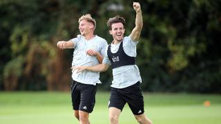 Marc Albrighton and Ben Chilwell