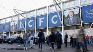 Khun Vichai image on Family Stand