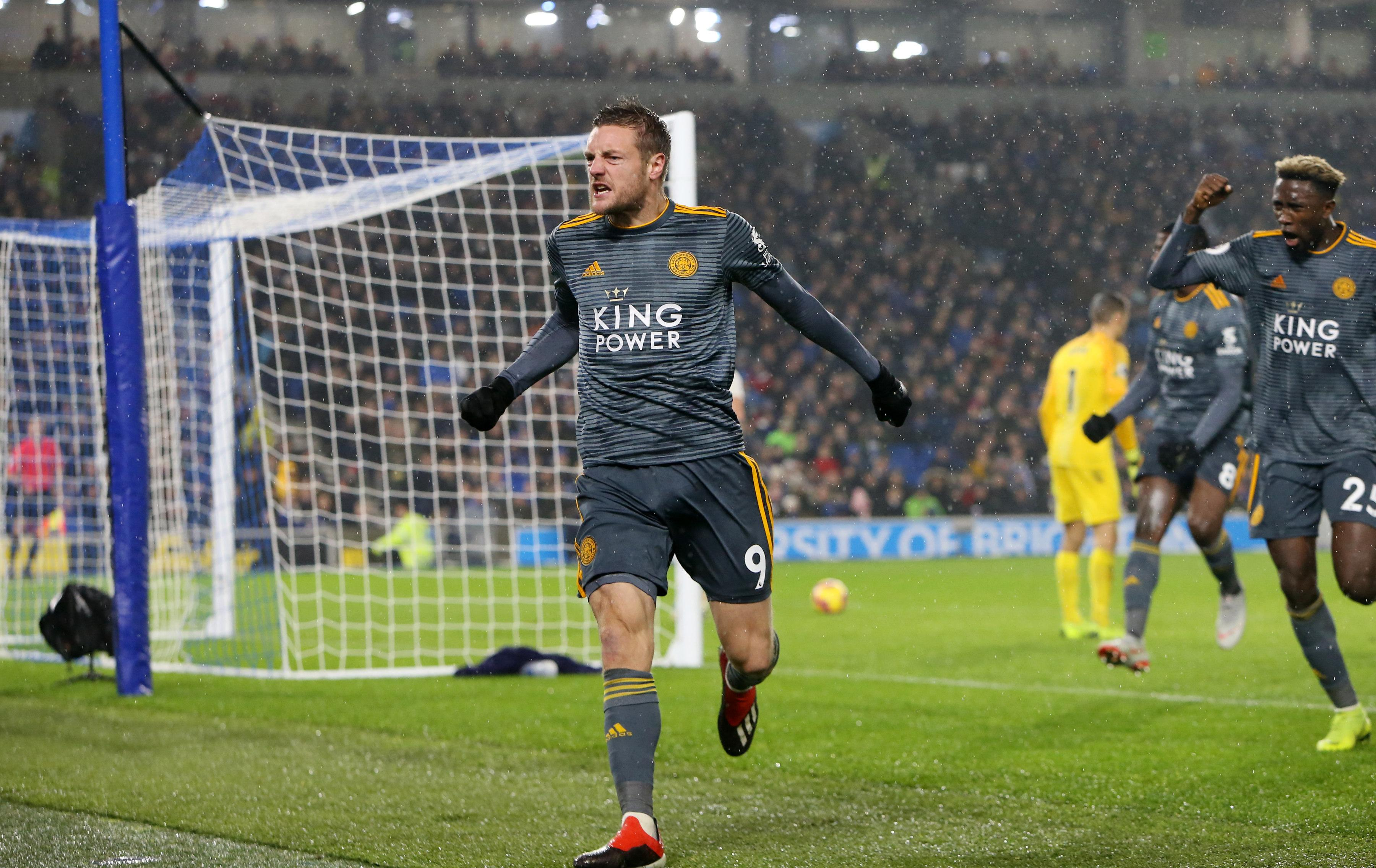 Our Togetherness Shone Through, Says Vardy