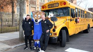 Steve Walsh, Filbert Fox, Matt Elliott