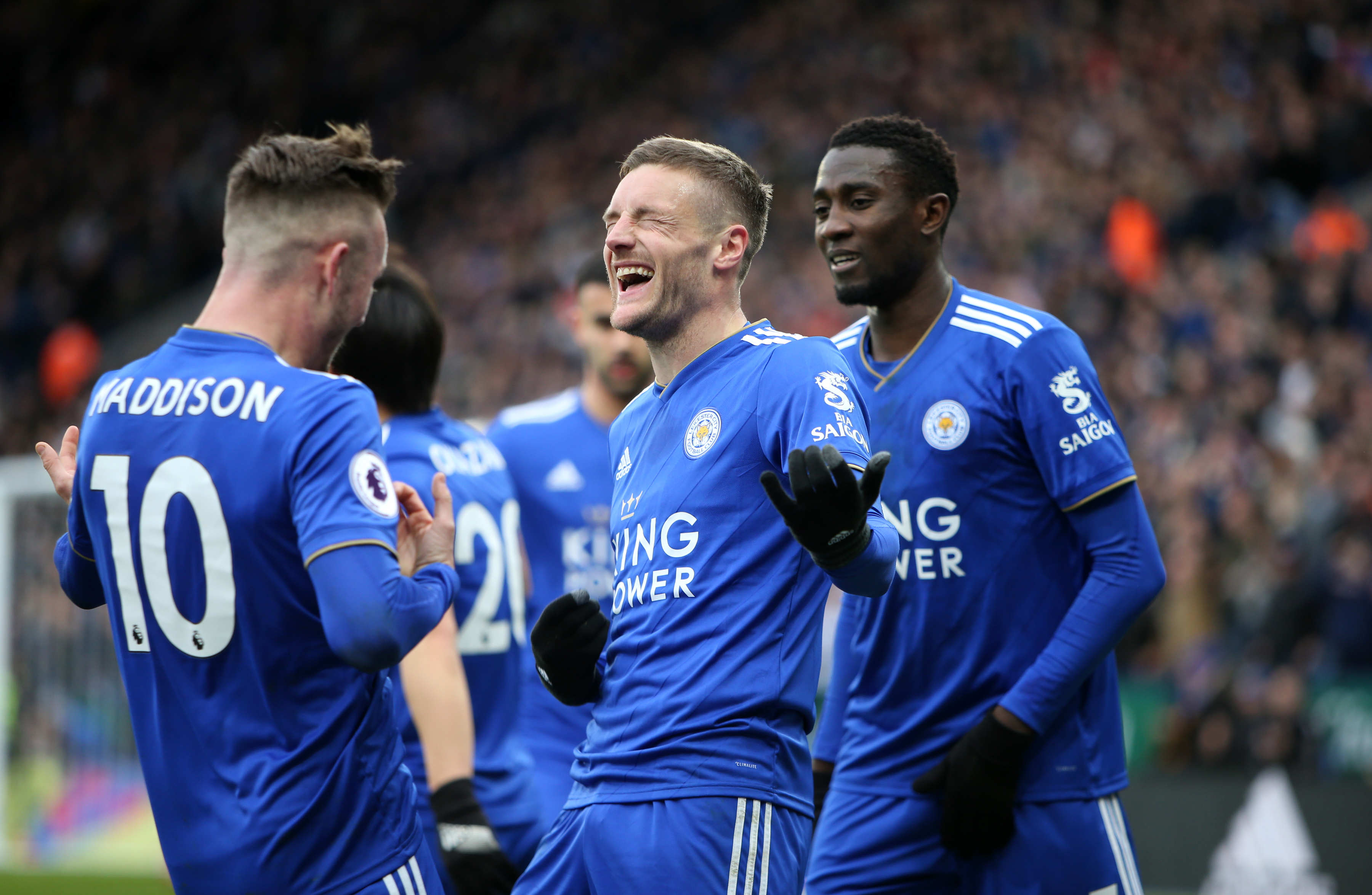 Image result for leicester city