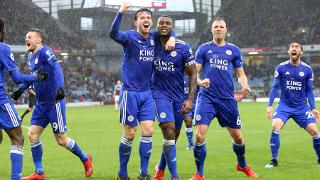 Ben Chilwell and Wes Morgan