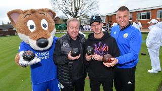 Filbert Fox, Alan Birchenall, James Maddison & Steve Walsh