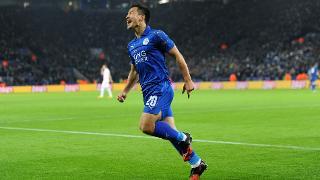 Okazaki's lightning start against Club Brugge