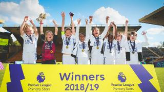 Leicester City Win Premier League Primary Stars Tournament